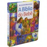 A BIBLIA DO BEBE SBB ED NOVA - TNL593PBB
