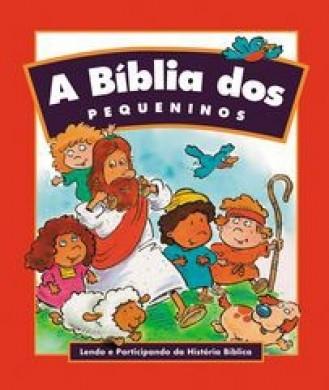 A BIBLIA DOS PEQUENINOS - HAGNOS
