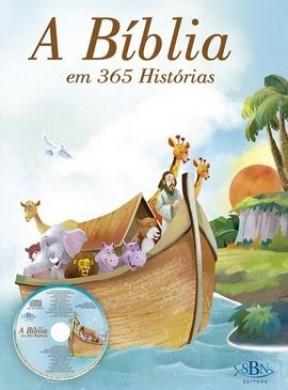 A BIBLIA EM 365 HISTORIAS - TODOLIVRO