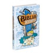 A BIBLIA NTLH DAS DESCOBERTAS - AZUL