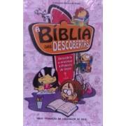 A BIBLIA NTLH DAS DESCOBERTAS - ROSA