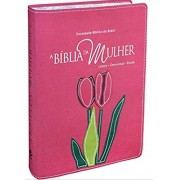 A BIBLIA RA DA MULHER GRANDE CP SINT - LEGNO GOIABA