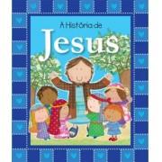 A HISTORIA DE JESUS BIBLIA ALMOFADADO