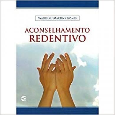 ACONSELHAMENTO REDENTIVO - WADISLAU MARTINS GOMES