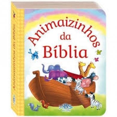 ANIMAIZINHOS DA BIBLIA - TODOLIVRO