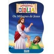 APRENDENDO COM A BIBLIA - OS MILAGRES DE JESUS