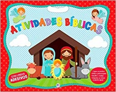 ATIVIDADES BIBLICAS COM ADESIVOS CIRANDA CULTURAL