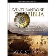 AVENTURANDO SE ATRAVES DA BIBLIA DE MATEUS A ATOS - RAY C STEDMAN