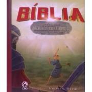 BIBLIA HISTORIAS PARA MENINOS CORAJOSOS