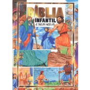 BIBLIA INFANTIL E SEUS HEROIS CP BROCHURA