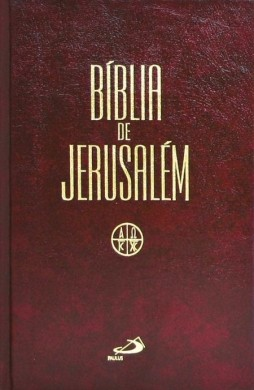 BIBLIA JERUSALEM CP DURA