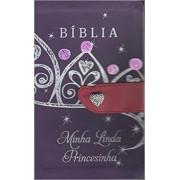 BIBLIA MINHA LINDA PRINCESINHA CP FLEXIVEL
