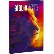 BIBLIA NA ARTE CP DURA - LEAO