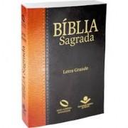 BIBLIA NA LETRA GRANDE CP BROCHURA - TRADICIONAL