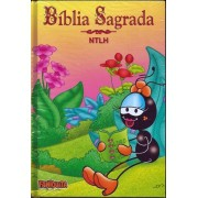 BIBLIA NTLH CP DURA - FANIQUITA