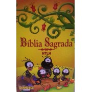BIBLIA NTLH CP DURA - TURMA SMI AMARELA