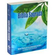 BIBLIA NTLH EDICAO COMPACTA CP BROCHURA - AZUL