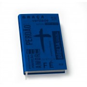 BIBLIA NTLH FACIL DE ENTENDER - AZUL