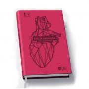 BIBLIA NTLH FACIL DE ENTENDER - ROSA CORACAO