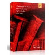 BIBLIA NVI CP BROCHURA CRAVOS - VERMELHA