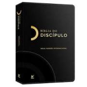 BIBLIA NVI DO DISCIPULO CP LUXO - PRETA