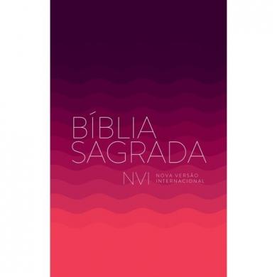 BIBLIA NVI ECONOMICA CP BROCHURA - PINK