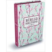 BIBLIA NVI LEITURA PERFEITA CP LUXO MEDIA - CEREJEIRA