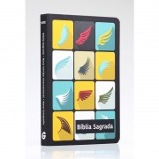 BIBLIA NVI NOVA ORTOGRAFIA LETRA GRANDE CP ESPECIAL - ALADO