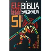 BIBLIA NVI SAGRADA CP DURA  - CALVARIO