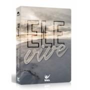 BIBLIA NVI SEMI LUXO - ELE VIVE