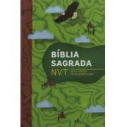BIBLIA NVT LETRA GRANDE CP DURA - AVENTURA