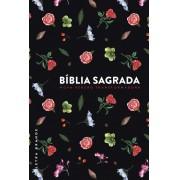 BIBLIA NVT LETRA GRANDE CP DURA - FLORES DO CAMPO
