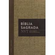 BIBLIA NVT LETRA GRANDE CP DURA - JUTA