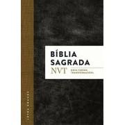 BIBLIA NVT LETRA GRANDE CP FLEXIVEL C/ PLANO DE LEITURA - CLASSICA