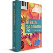 BIBLIA NVT LETRA NORMAL CP BROCHURA - COLAGEM