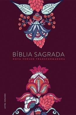 BIBLIA NVT LETRA NORMAL CP DURA - MC INDIAN VINHO