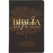 BIBLIA NVT LG CP DURA - EDEN MARROM
