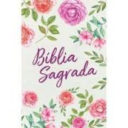 BIBLIA NVT LG CP DURA - TEXTURA FLORAL