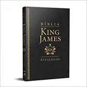 BIBLIA RA KING JAMES SLIM - PRETA