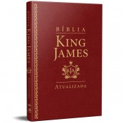 BIBLIA RA KING JAMES SLIM - VINHO