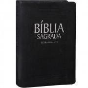 BIBLIA RA LETRA GIG CP SINT S/INDICE - PRETO