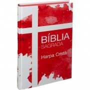 BIBLIA RC AFINIDADE JOVEM IMPACTAR CP DURA - VERMELHA
