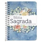 BIBLIA RC ANOTE PLUS ESPIRAL CLASSICA - PONTOS DE LUZ