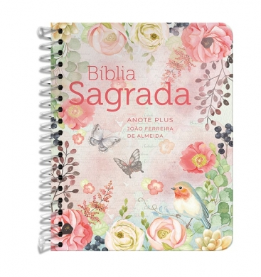 BIBLIA RC ANOTE PLUS ESPIRAL CLASSICA - VIRTUOSA