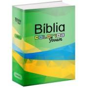BIBLIA RC COLORIDA JOVEM CP BROCHURA - BRASIL
