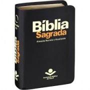 BIBLIA SAGRADA DE BOLSO - PRETA