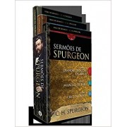 BOX SERMOES DE SPURGEON