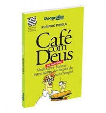 CAFE COM DEUS - EM CARTUNS