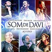 CD SOM DE DAVI AO VIVO