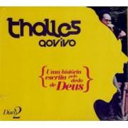 CD THALLES UMA HISTORIA ESCRITA PELO DEDO VOL II